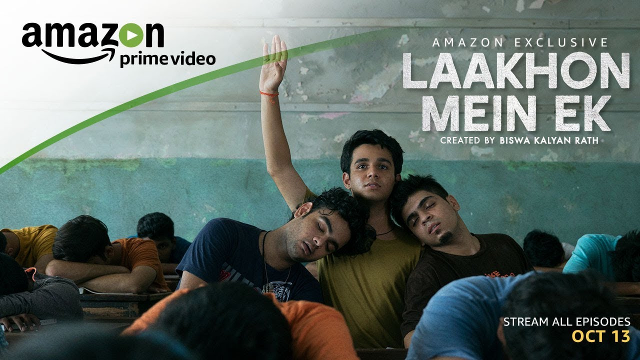 Indian web-series which have charted 8+ IMDb Ratings 7