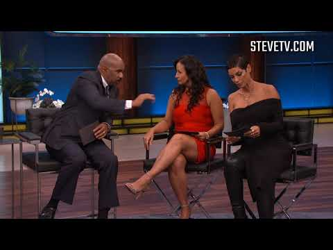 Steve's Dating Pool: Steve Harvey & Nicole Murphy helps Lisa Find Love