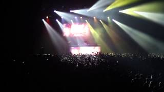 (DJ Snake X Junior Senior - Move Your Feet) Borgore LIVE @UIC Pavillion, Chicago 10/4/13