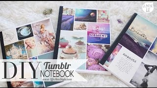 DIY Tumblr Notebook Back To School | ANNEORSHINE Thumbnail