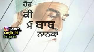 Baba Nanak By R Nait || Whatsapp Status