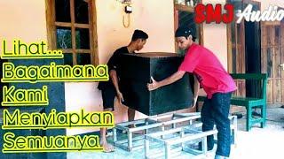 Patah Hati Cek Sound GGLLEERRRR Putra Nada by SMJ Audio