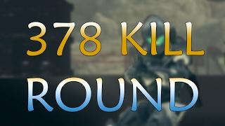 378 KILL ROUND ON DRILLSITE