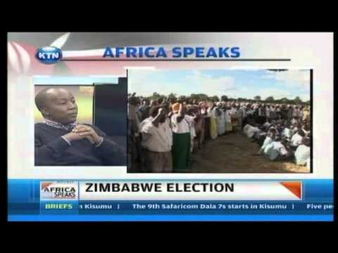Africa Speaks: Zimbabwe Elections 2013