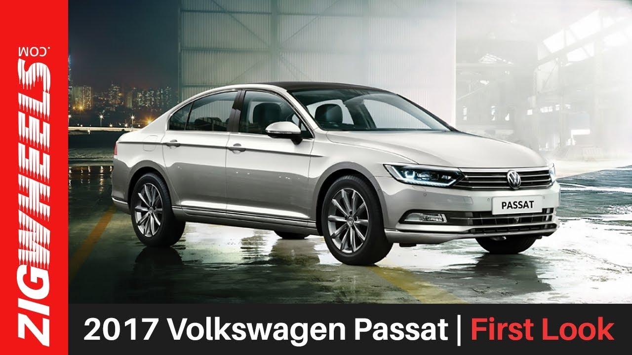 Volkswagen passat review 2017 autocar - 2017 Volkswagen Passat First Look Zigwheels Com