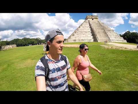 Mexico Trip 2016 / YUCATAN (GoPro Hero 4)