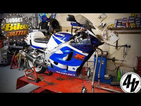 Budget Bike Battle | SRAD Update