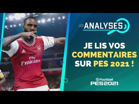 PES 2021 : Je lis vos commentaires sur la Season Update !