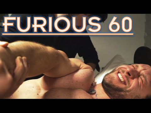 Body Maintenance - Physio, Acupuncture, Stretching | Furious 60 | Week 6