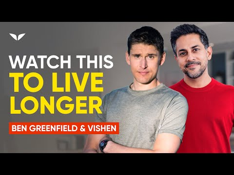 How To Live Longer And Defy Aging | Ben Greenfield & Vishen Lakhiani