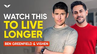How To Live Longer And Defy Aging | Ben Greenfield & Vishen Lakhiani