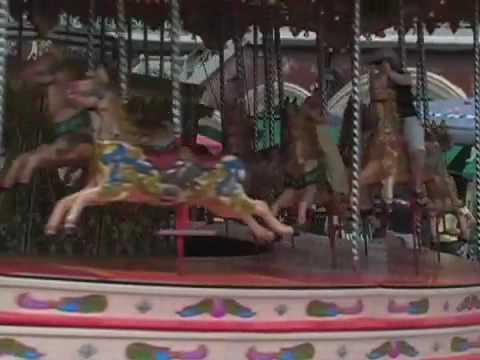 1888 Vintage Merry Go Round, Brighton England