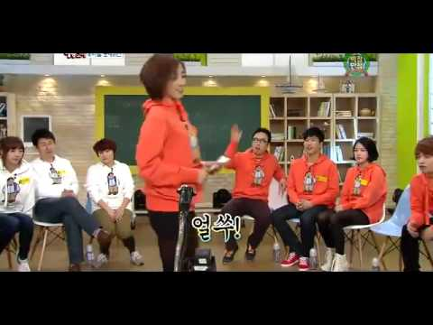 Eunjung(T-ara) ft Yoseob(B2ST) dance [HD]