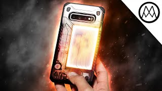 Is YOUR Smartphone case causing overheating?
