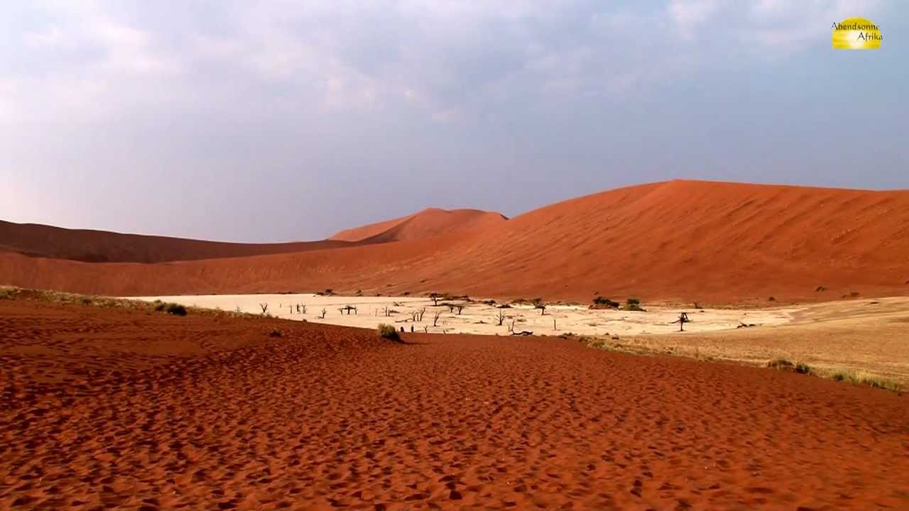 Namib Wüste Karte.Sossusvlei Dünen Namib Wüste Namibia Abendsonne Afrika