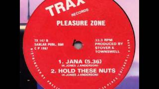 Pleasure Zone - Hold These Nuts