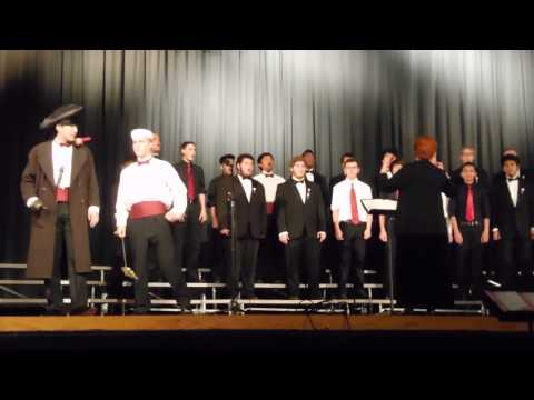 20150511 Chancellor High School Spring Concert