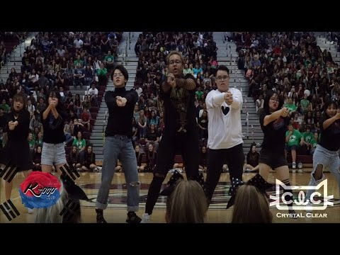 CLC Hobgoblin Dance Cover - DOHS K Pop Club Spring Assembly 2017