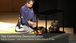 Chanoyu Way of Tea