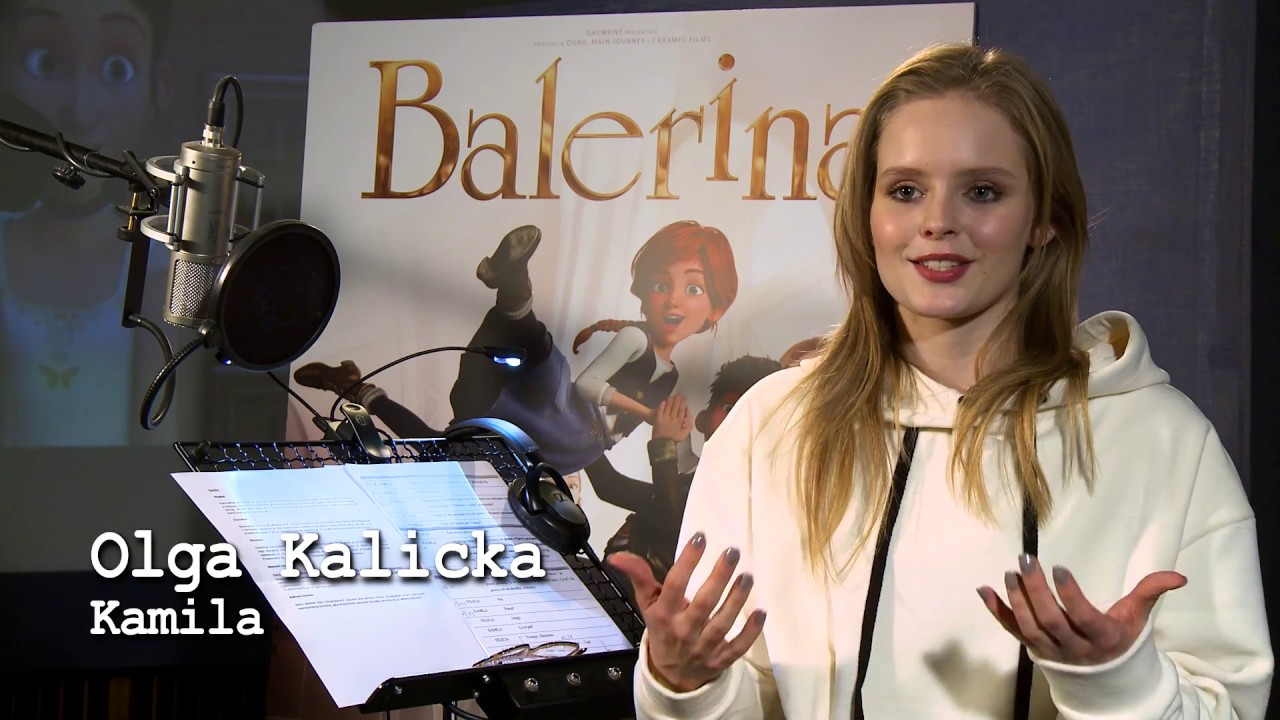 kedvező ajánlatok 2017 legjobb online új koncepció BALERINA o dubbingu (premiera: 20.01.2017) - YouTube