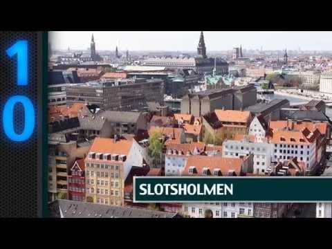 Copenhagen's 10 Best Attractions according to DK