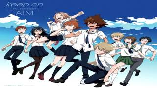 Keep On~Digimon Adventure Tri Ending 4 (Full)