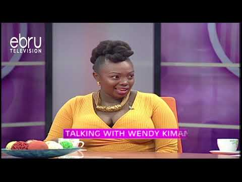 Wendy Kimani Gives Details To Her Transition From Kenya To Netherlands