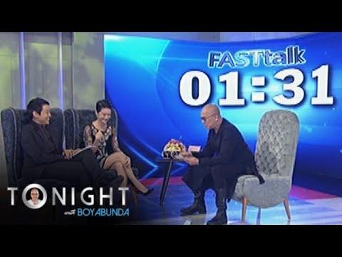 TWBA: Fast Talk with Maricar Reyes-Poon and Richard Poon