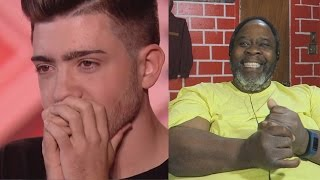 Dad Reacts to He Writes and Sings For His Dead Brother! Don