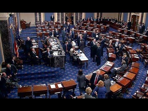 🔴WATCH: Senate Vote on Government Shutdown - LIVE COVERAGE