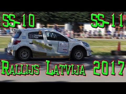 Rally Latvia - Jurmala city special SS-10, SS-11 23.07.2017
