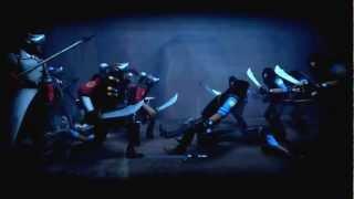 [SFM] 300 Spartans vs the Immortals (Saxxy Awards 2012)