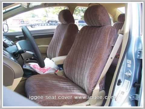 Honda Civic Hybrid 2008 Seat Covers