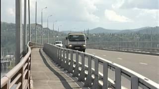 Новые автобусы по четвёртому мосту пустят через два года