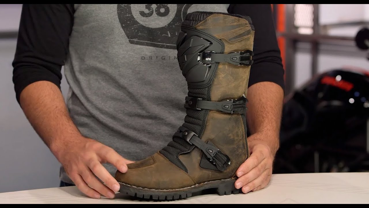 TCX Drifter WP Boots Review at
