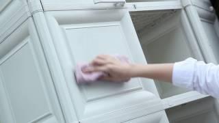 [에몬스홈] 모듈러 수납장은 낙서에도 강하다