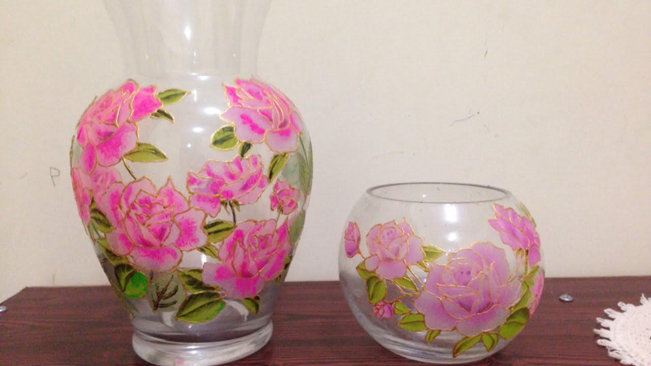 Crea un vaso floreale fai da te casa guidecentral for Oggettistica fai da te per casa