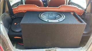 Pioneer champion ts-w1211d4 subwoofer | Pioneer subwoofer bass test | Pioneer subwoofer sound test