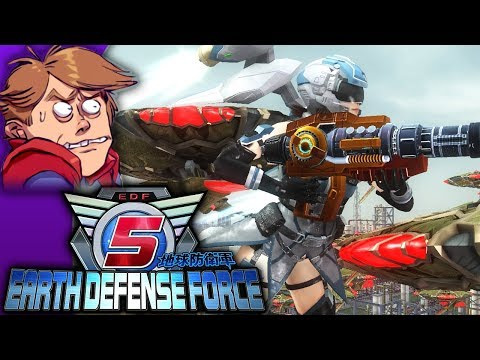 [Criken] Earth Defense Force 5 : EDF Deploys!