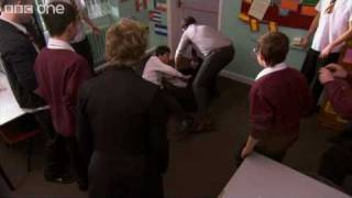 Spanish lesson goes wrong - Waterloo Road - Series 6 - Episode 11 - BBC One