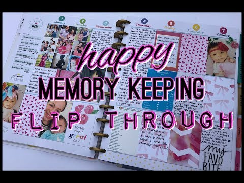 Mambi Happy Memory Keeping Flip Through// Baby Book/ My 1st Year As A Mom