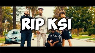 Deji x Jallow x Dax x Crypt - Unforgivable (KSI Diss Track) [REACTION]