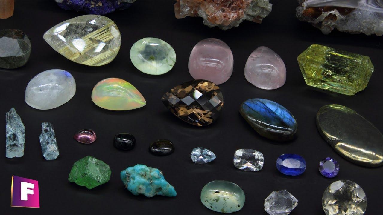 $180 Dólares de GEMAS (PIEDRAS PRECIOSAS) Y MINERALES 💎🔥 - Foro de Minerales