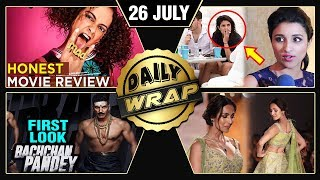 Parineeti On Priyanka Smoking, Judgementall Hai Kya Review, Akshay's Bachchan Pandey | Top 10 News