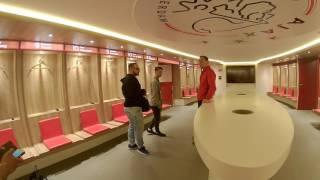Amsterdam Arena Stadion  / Johan Cruijff Arena Tour  (Part 3)
