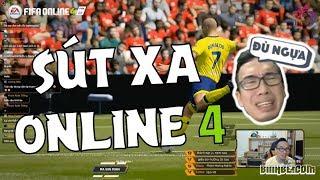 Bình Be   Sút xa online 4 - bạn có thích gameplay hiện tại ?