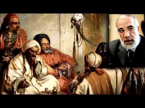 من اجمل القصص قصة  ملك كندة وولده إمرؤ القيس مع السموأل - عمر عبد الكافي thumbnail