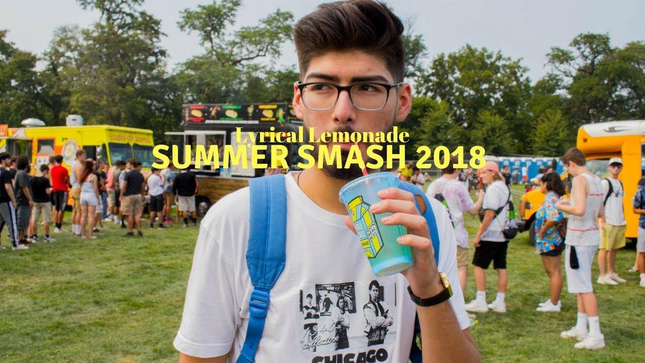 Download LYRICAL LEMONADE SUMMER SMASH 2018 - LIL MOSEY, FAMOUS DEX, TRIPPIE RED, LIL SKIES, SKI MASK