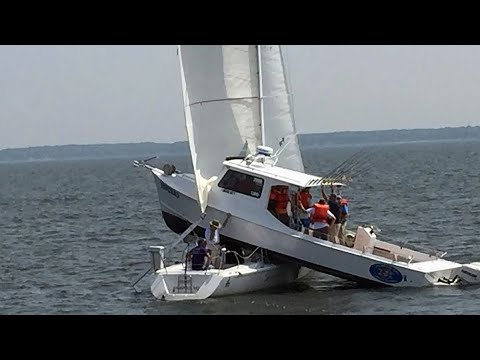 Watch CBM Recreate Sailboat Vs. Fishing Boat Collision