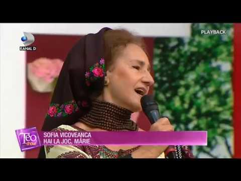 Teo Show (08.09.2017) - Sofia Vicoveanca, adevaruri nespuse! Ce nu stiam despre artista? Partea IV